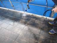 神奈川県横浜市栄区 桂台Hアパート 屋根他塗装工事