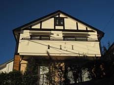 神奈川県横浜市栄区鍛冶ヶ谷町 S様邸 外壁塗装工事